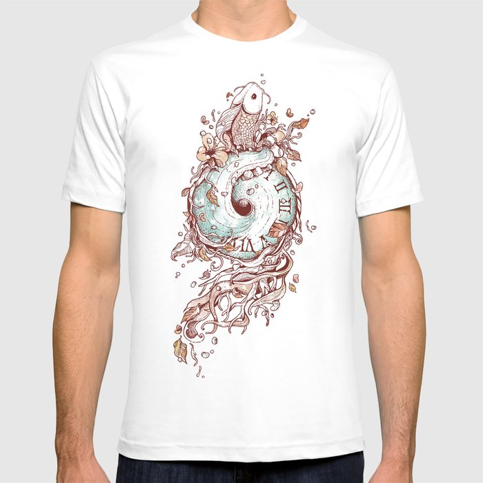 A Temporal Existence T-shirt