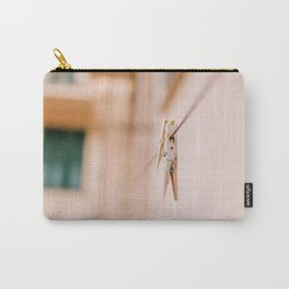 Rome 0005: Clothespin, lifestyle, Rome, Italy Carry-All Pouch