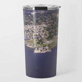 Pere Marquette Lake Travel Mug