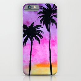 Summer Lovin II iPhone Case