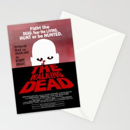 Dawn of the Walking Dead Stationery Cards