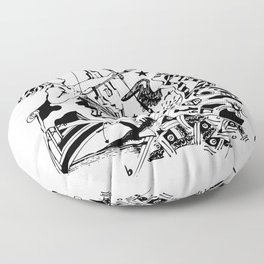Centaur Floor Pillow