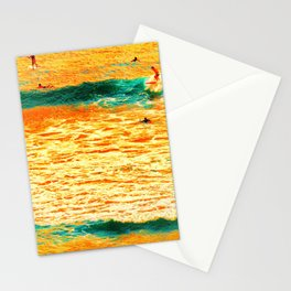 He'e Nalu Ma Le'ahi Stationery Cards