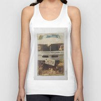 ford Tank Tops featuring Ford by Michael Shepherd