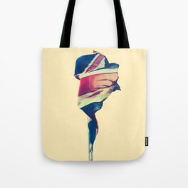 Tattered British Flag Tote Bag
