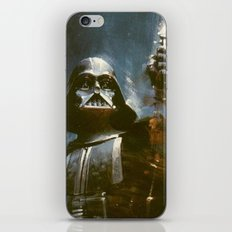 Darth Vader Vintage iPhone & iPod Skin