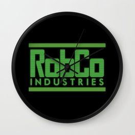 Robco Industries Wall Clock