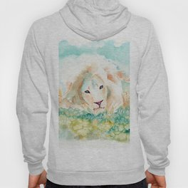 blue eyes Hoody
