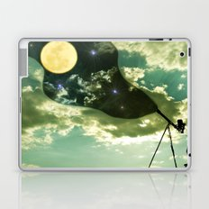 The sky is the limit Laptop & iPad Skin