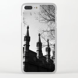 Steeples Clear iPhone Case