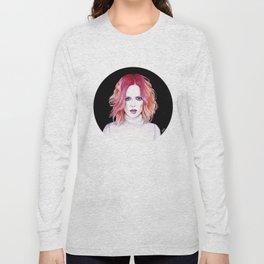 Shirley Manson (Garbage) Long Sleeve T-shirt