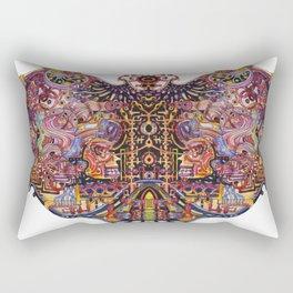 brain cell Rectangular Pillow