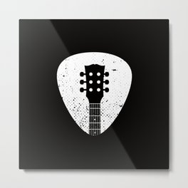 Rock pick Metal Print
