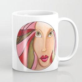 Dreamy Eyes Coffee Mug