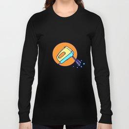 COOKING MIXER Long Sleeve T-shirt
