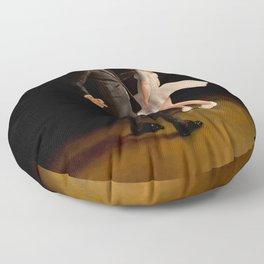 Tuck Turn Floor Pillow
