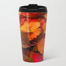 Autumn Color Travel Mug