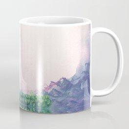 Montain lake Coffee Mug
