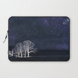 The Fabric of Space and the Boundary of Knowledge Laptop Sleeve