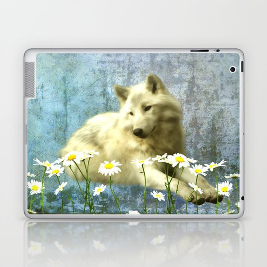 She Wolf Laptop & iPad Skin