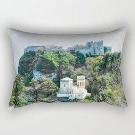 Erice art 7 Rectangular Pillow