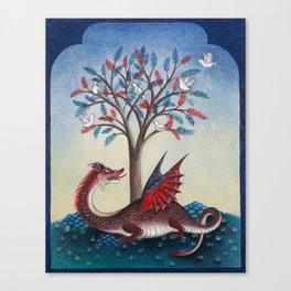 Peridexion tree Canvas Print