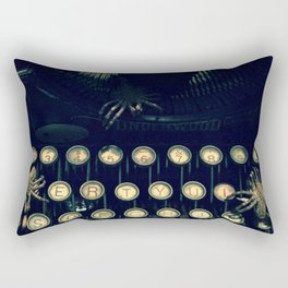 Xenotype III Rectangular Pillow