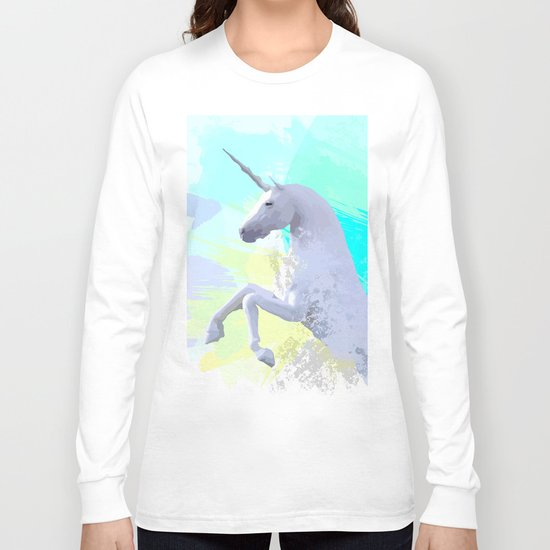 Magic Unicorn I Long Sleeve T-shirt