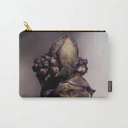 The Lilac Bud Carry-All Pouch