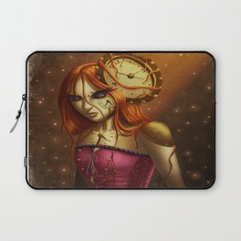 """Time After Time..."" Laptop Sleeve"