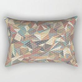 Tri-wangles  Rectangular Pillow