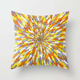 Roches #1 Throw Pillow