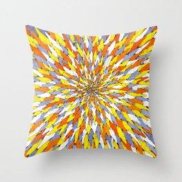Roches #1 Throw Pillow