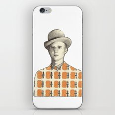 Robert iPhone & iPod Skin