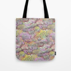 Life in Death Valley Tote Bag