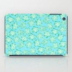 Wallflower - Tea Teal iPad Case