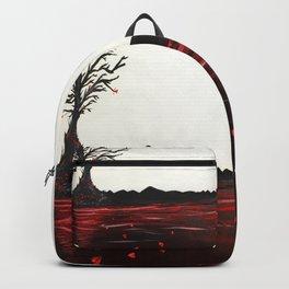 Broken Heart Backpack