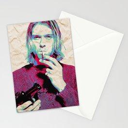 Kurt i Stationery Cards