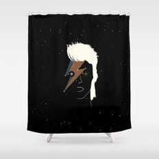 Starman Shower Curtain