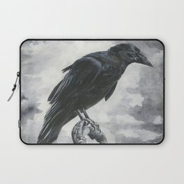 Moody Raven Laptop Sleeve
