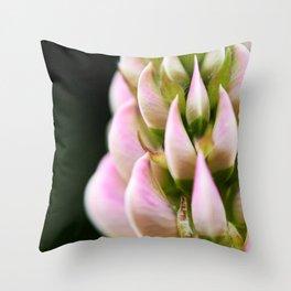 Furled Throw Pillow