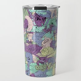 Crawlies party Travel Mug