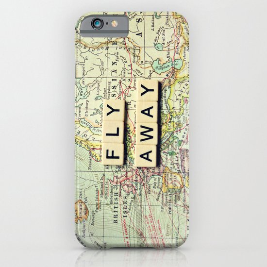 fly away iPhone & iPod Case
