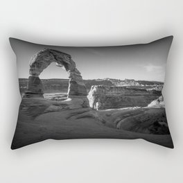 Sunrise Delicate Arch Rectangular Pillow