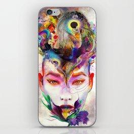 Entropy iPhone Skin