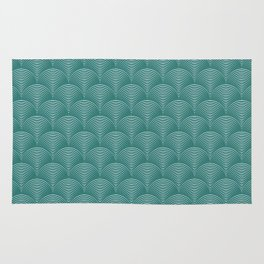 Seamless abstract geometric background Rug