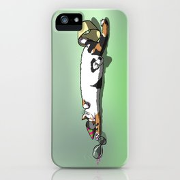 Party Hardy Cat iPhone Case