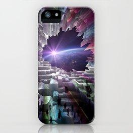 Consciousness iPhone Case