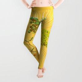 PILSNER TREE Leggings