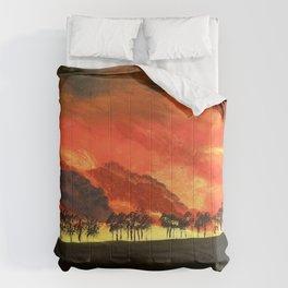 Firestorm Comforters